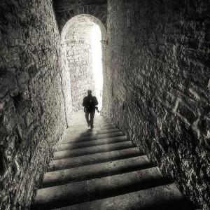 Por las murallas de Iruña - Pamplona